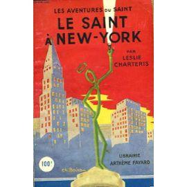 charteris-leslie-le-saint-a-new-york-les-aventures-du-saint-n-1-livre-ancien-875797894_ML